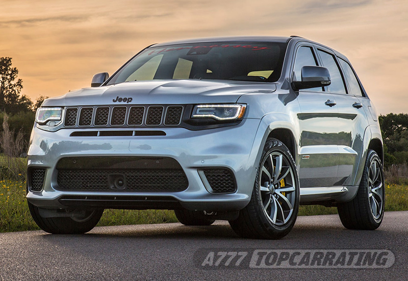 2018 Jeep Grand Cherokee Trackhawk Hennessey HPE1200 Supercharged