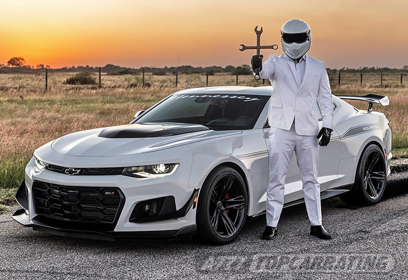 2020 Chevrolet Camaro ZL1 1LE Hennessey The Resurrection