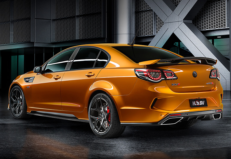 2017 Holden Commodore HSV GTS-R W1 (VFII)