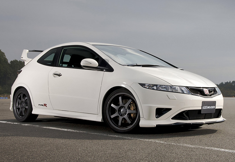 2010 Honda Civic Type-R Mugen