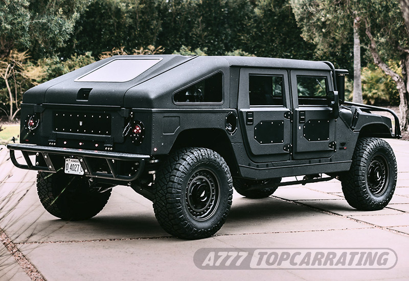 2019 Hummer H1 Launch Edition Four Door Hard-Top Slantback by Mil-Spec