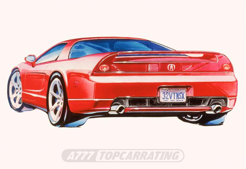 2002 Acura NSX-T M Series II