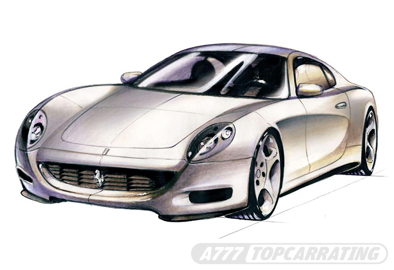 2003 Ferrari 612 Scaglietti