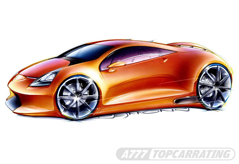2004 Mitsubishi Eclipse ConceptE
