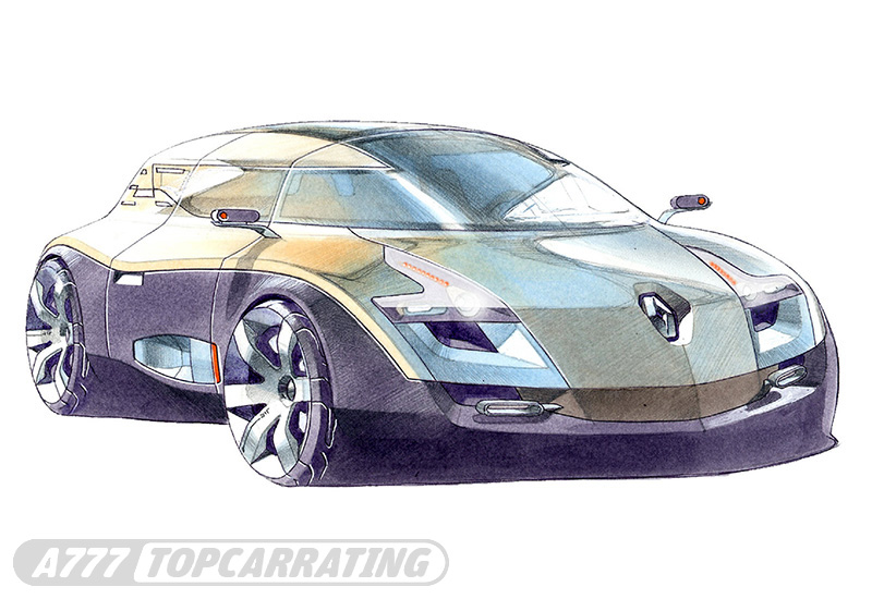 2006 Renault Altica Concept