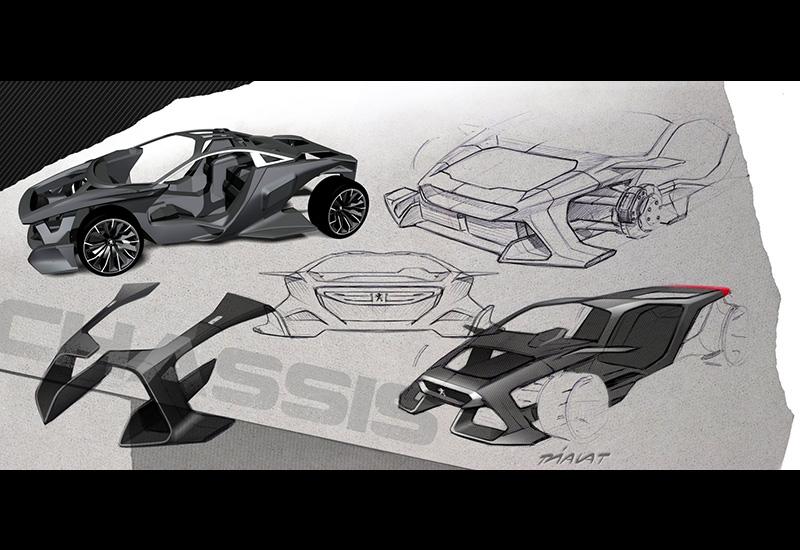 2012 Peugeot Onyx Concept