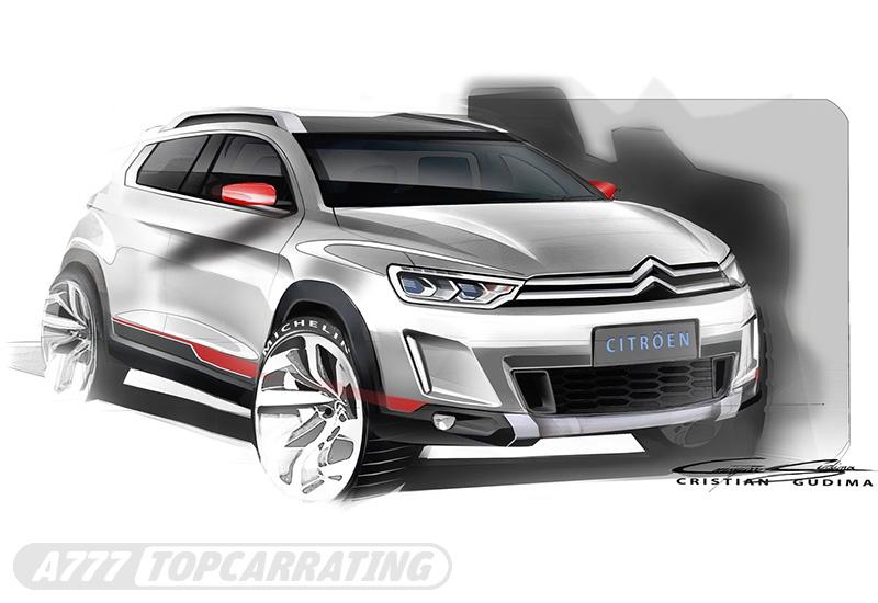 2014 Citroen C-XR Concept