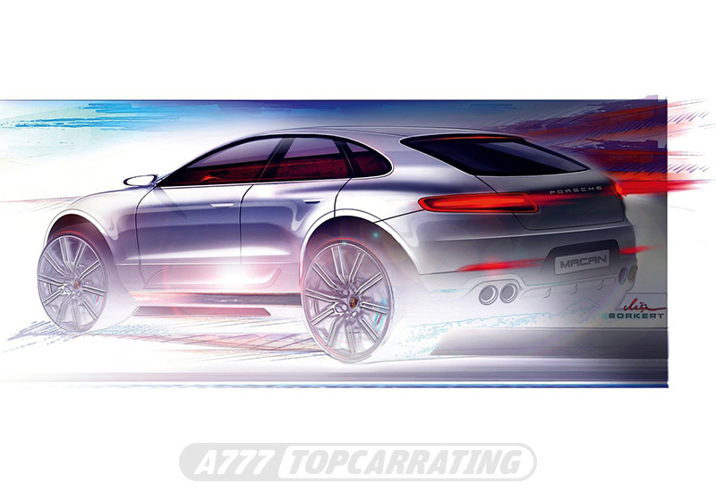 2014 Porsche Macan Turbo