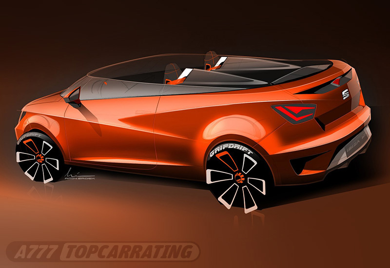 2014 Seat Ibiza Cupster Concept