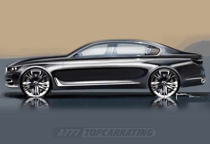 2015 BMW 750Li xDrive (G12)
