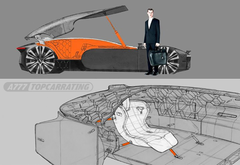 2015 Renault Coupe C Concept