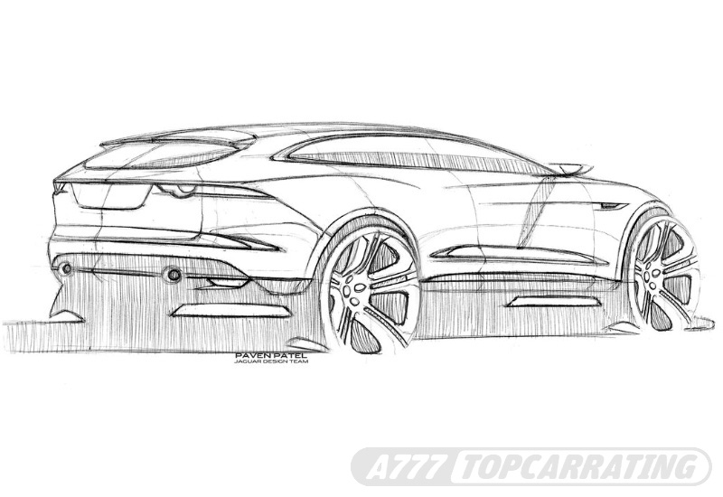 2016 Jaguar F-Pace S