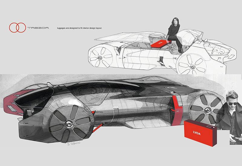 2016 Renault Trezor Concept