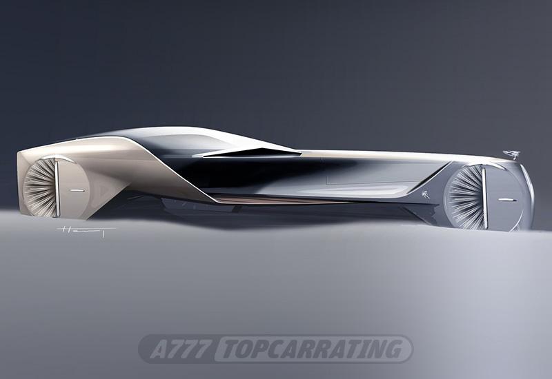 2016 Rolls-Royce 103EX Vision Next 100 Concept