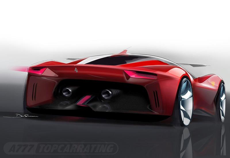 2018 Ferrari SP38 Deborah