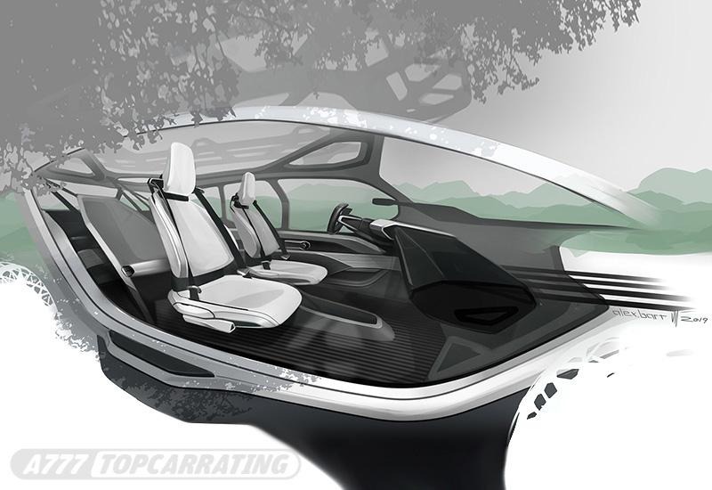 2019 Audi AI:TRAIL quattro Concept