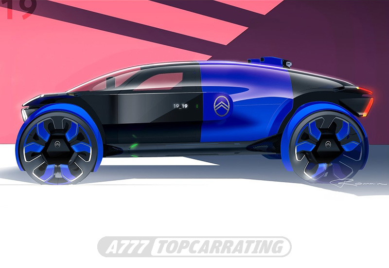 2019 Citroen 19 19 Concept