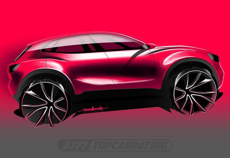 2020 Borgward BX3