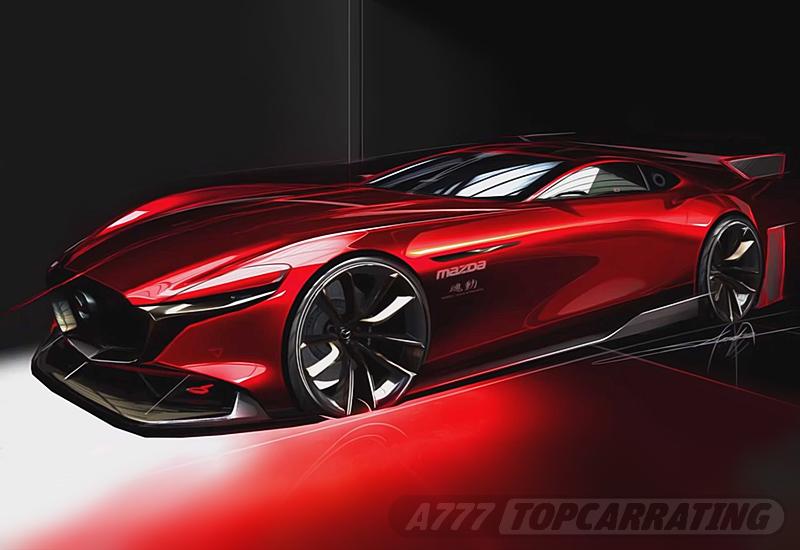 2020 Mazda RX-Vision GT3 Concept