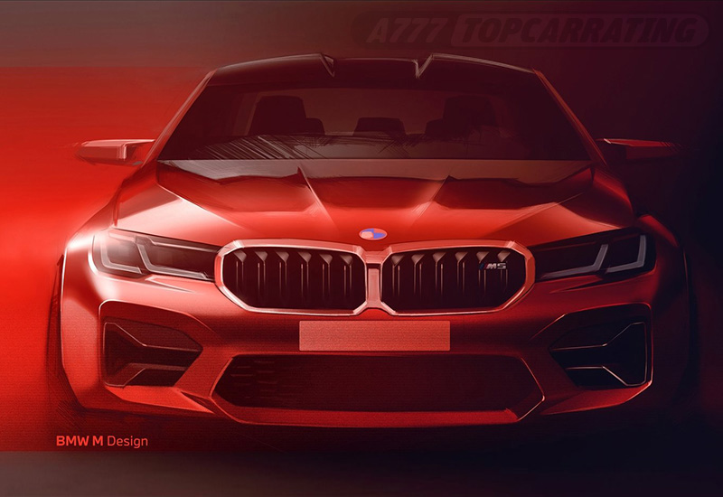 2021 BMW M5 Competition (F90)