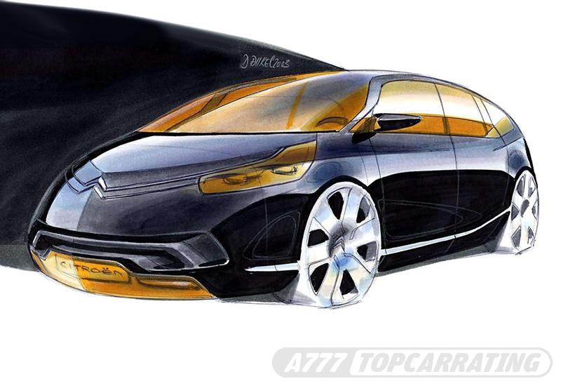 2003 Citroen CAirlounge Concept