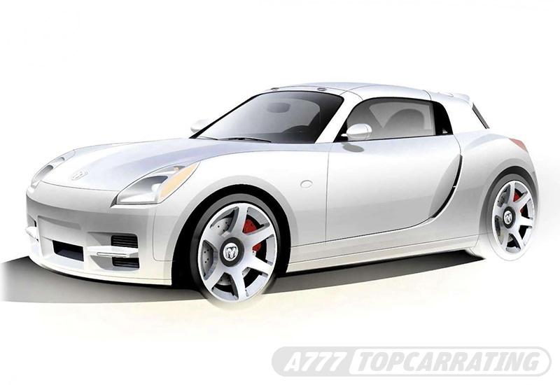 2004 Dodge Sling Shot Concept