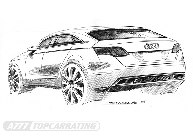 2006 Audi Roadjet Concept