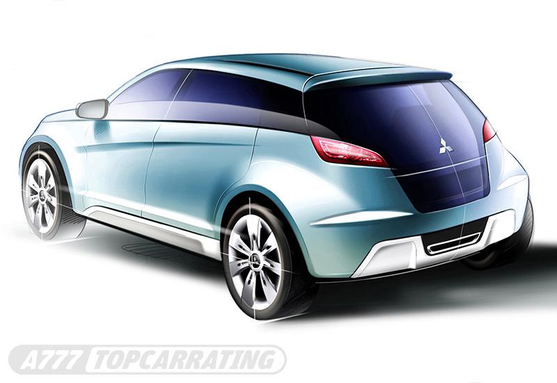 2007 Mitsubishi Concept-cX
