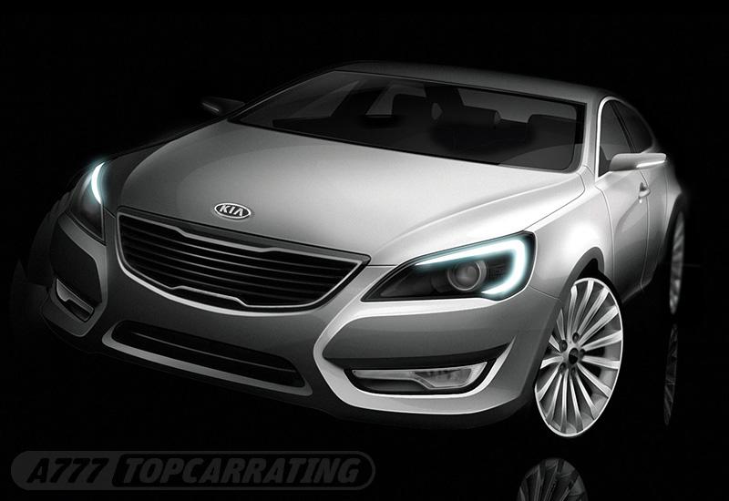 2009 Kia VG Concept