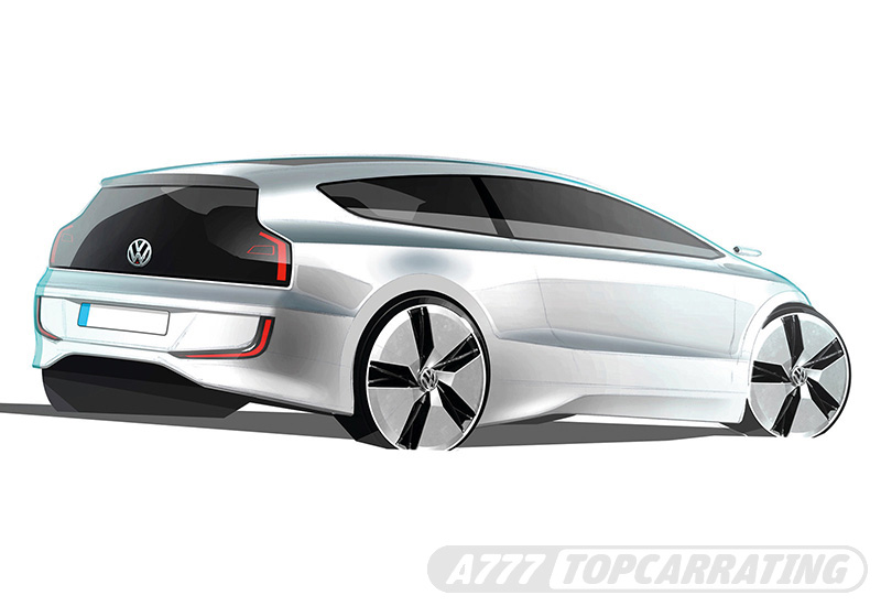 2009 Volkswagen Up Lite Concept
