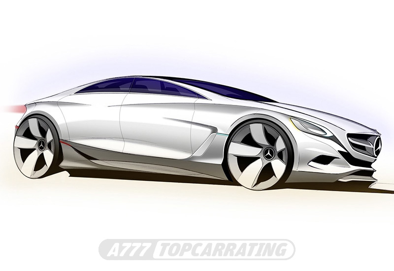 2010 Mercedes-Benz F800 Style Concept