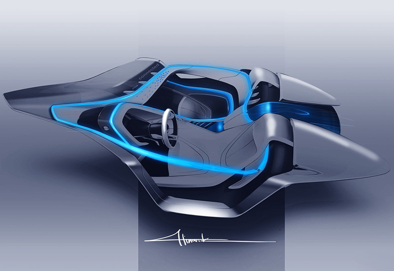 2011 BMW ConnectedDrive Concept