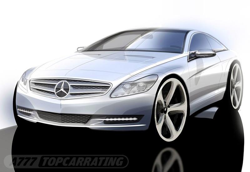 2011 Mercedes-Benz CL-Class (C216)