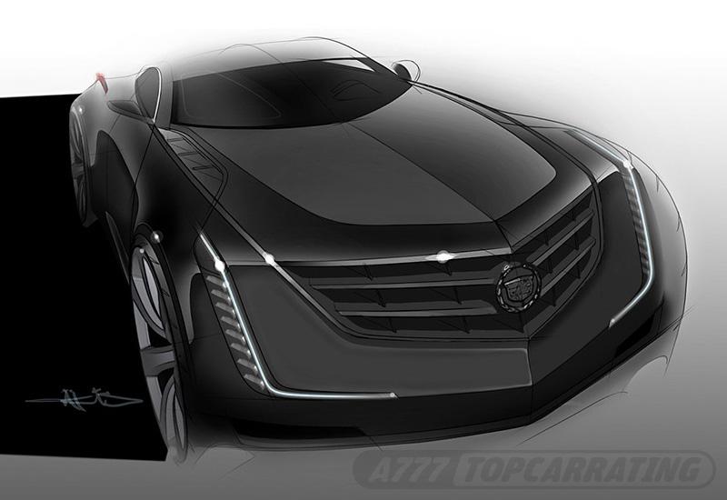 2013 Cadillac Elmiraj Concept Coupe