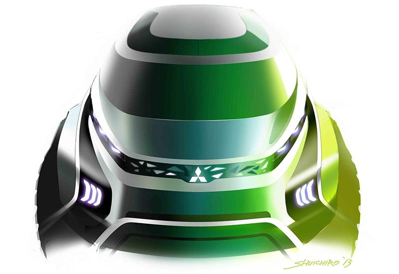 2013 Mitsubishi AR Concept