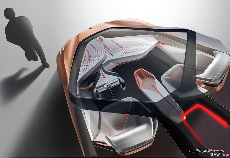 2016 BMW Vision Next 100 Concept