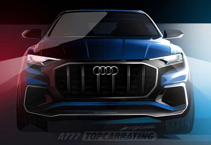 2017 Audi Q8 Concept