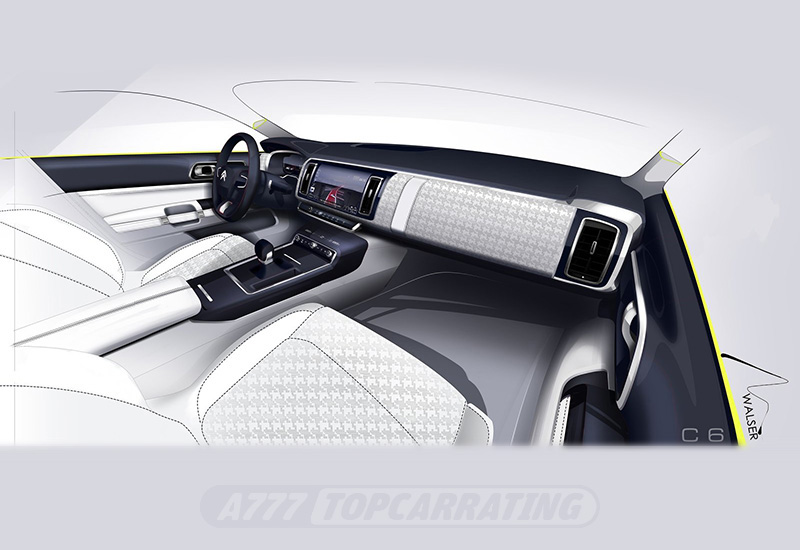 2017 Citroen C6