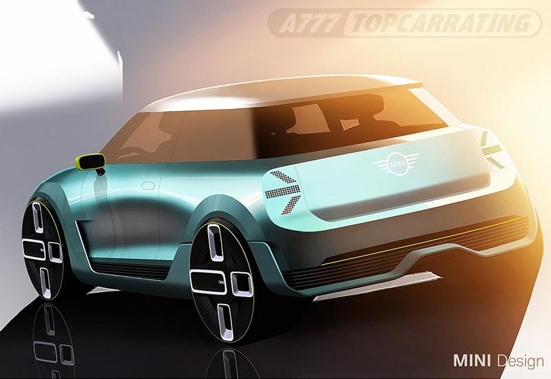 2017 Mini Electric Concept