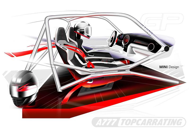 2017 Mini John Cooper Works GP Concept