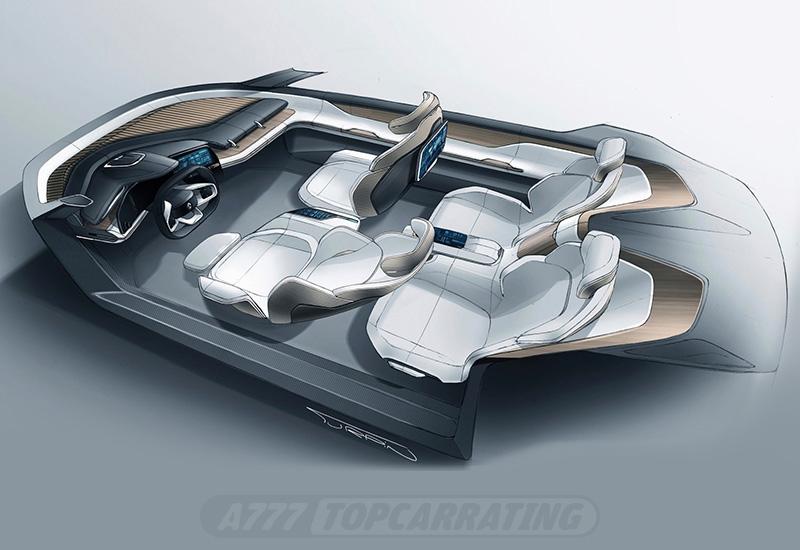 2017 Renault Symbioz Concept