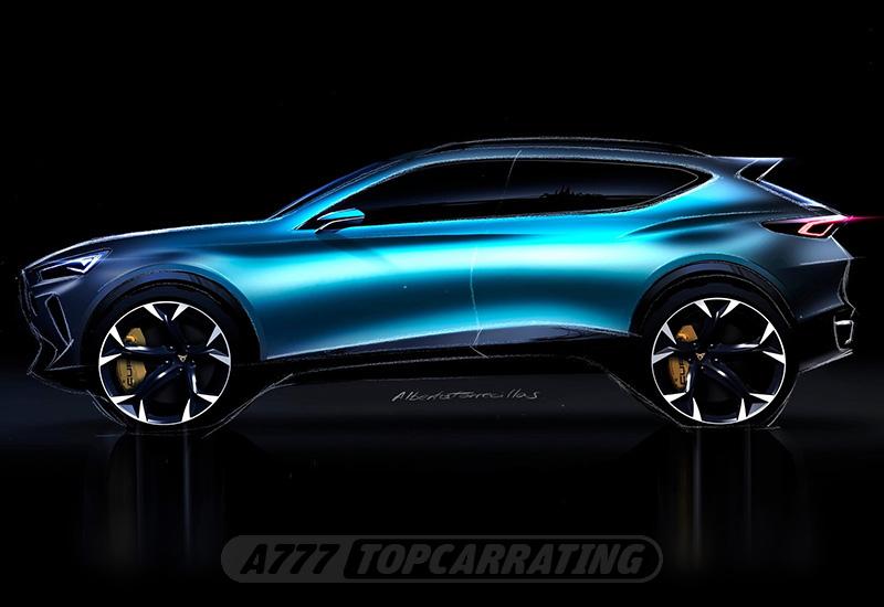 2019 Cupra Formentor Concept