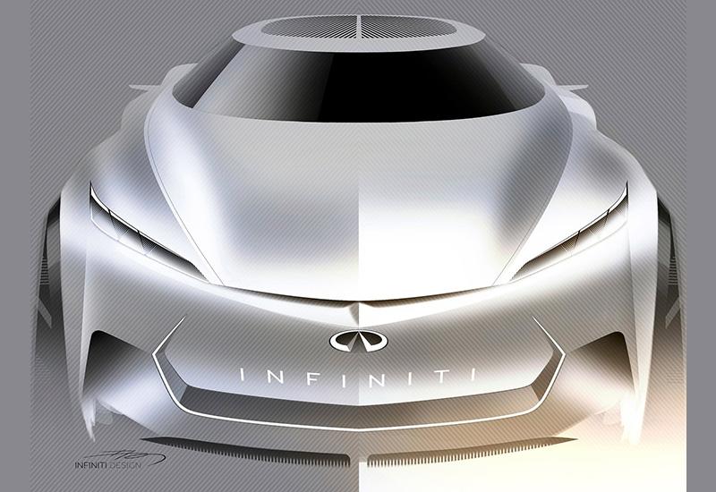 2019 Infiniti QX Inspiration Concept