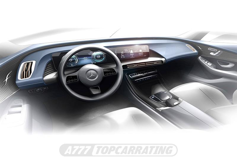 2019 Mercedes-Benz EQC 400 AMG Line