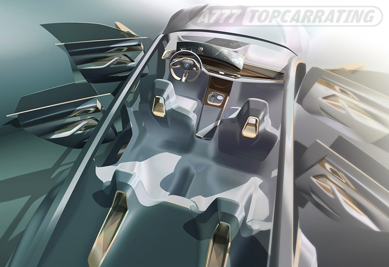 2020 BMW i4 Concept