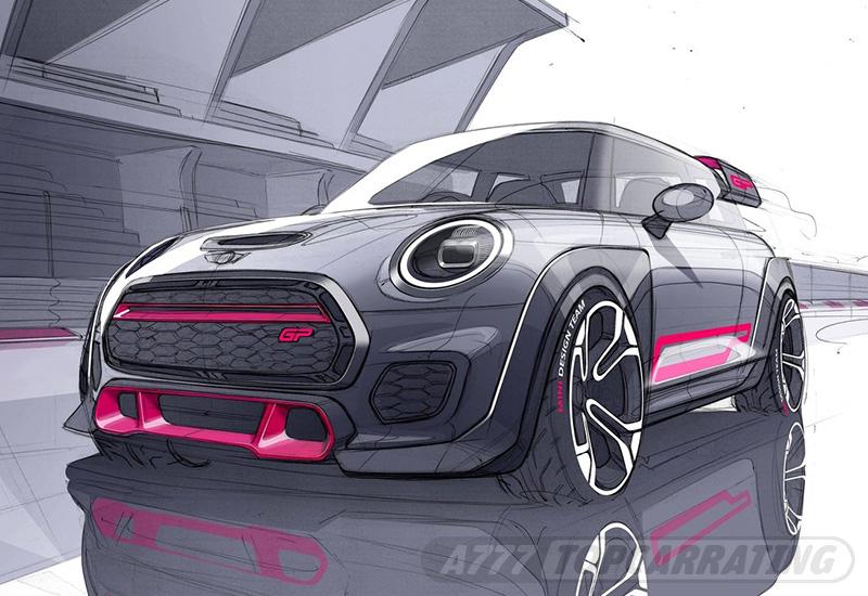 2020 Mini John Cooper Works GP (F56)
