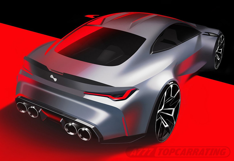 2021 BMW M3 Competition (G80)