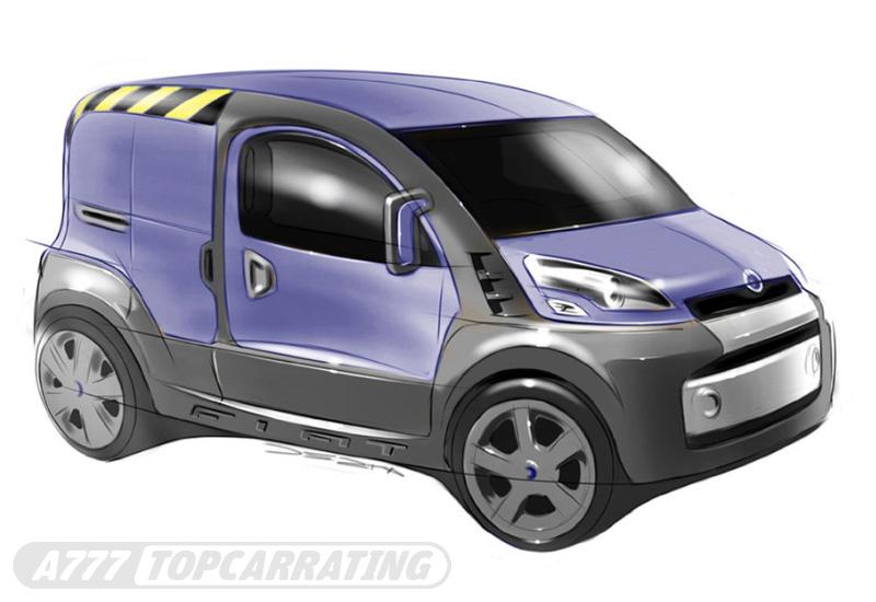 2008 Fiat Fiorino