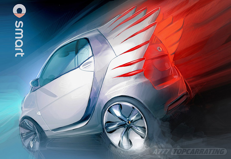 2012 Smart forjeremy Concept