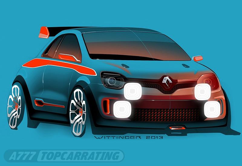 2013 Renault TwinRun Concept